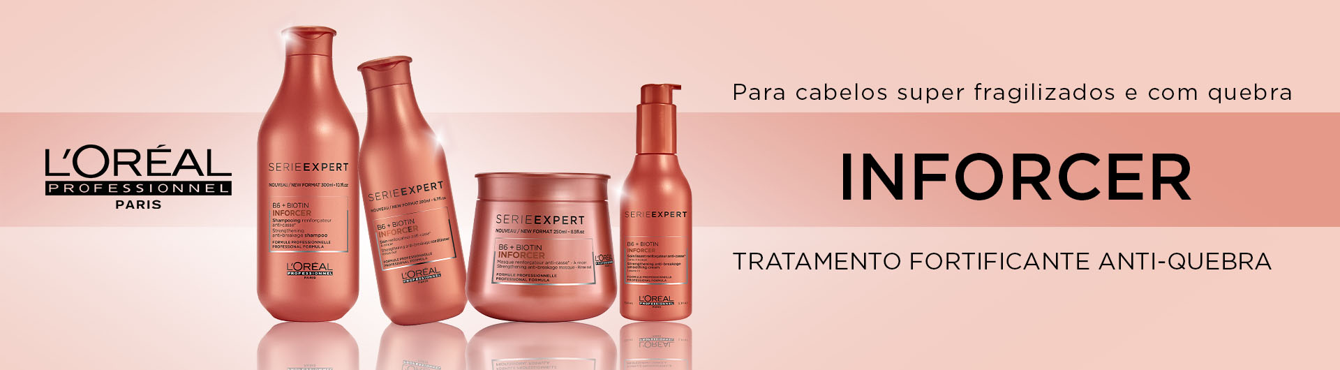 BANNER LOREAL PRO INFORCER