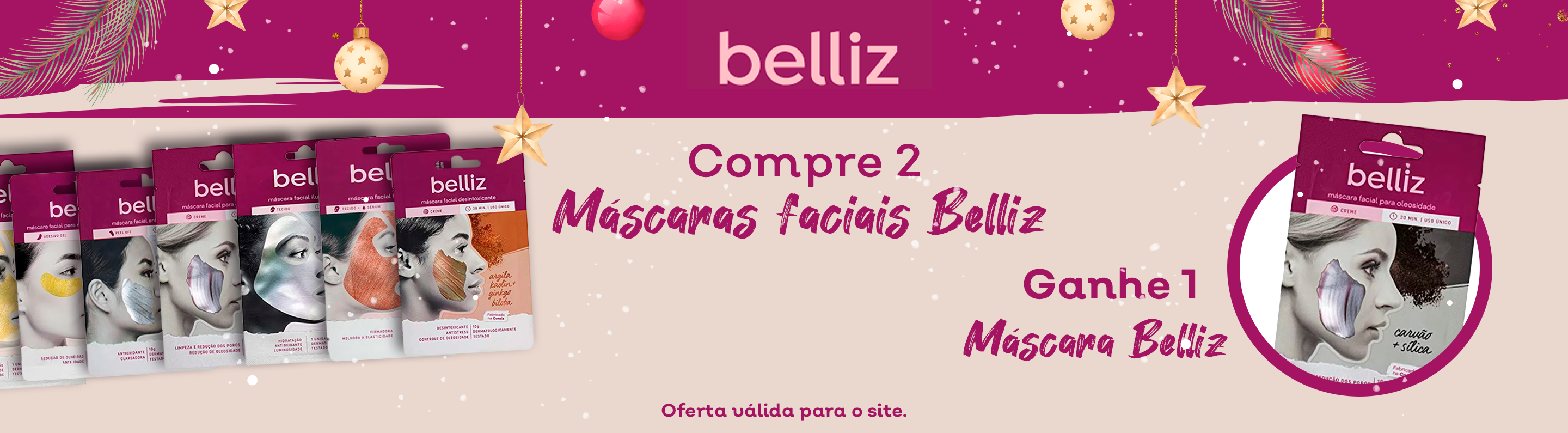 Mascara Facial Belliz C2G1