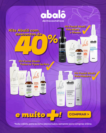 Abalo 40% Off Kit Facial - MBL