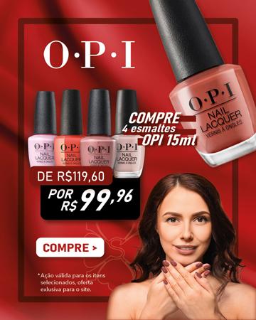 Esmalte OPI - MBL