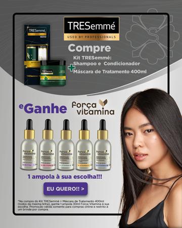 Tresemmé - Ganhe ampola - MBL